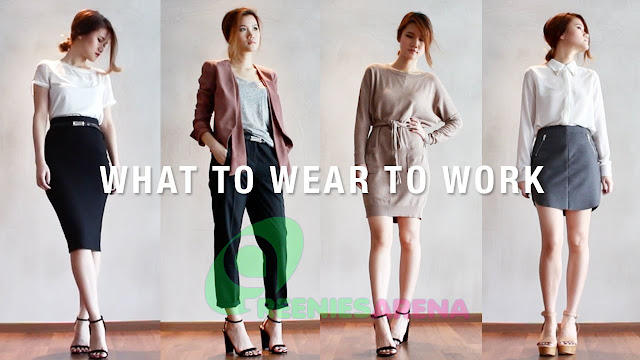 Women Office Fashion The Latest Trend 2018 Greenies Arena