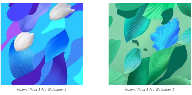 Download Wallpaper Huawei Nova 5 (Pro) [FHD +] 2