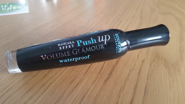 Bourjois Glamour Push Up Mascara