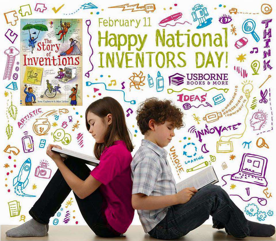 National Inventors' Day Wishes Photos
