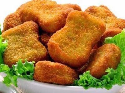 Resep Nugget Ayam 1