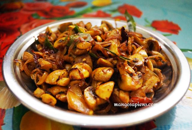 Chili Mushroom