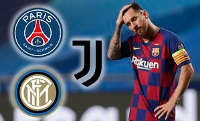 Juventus Shows Interest To Battle Man City For Messi