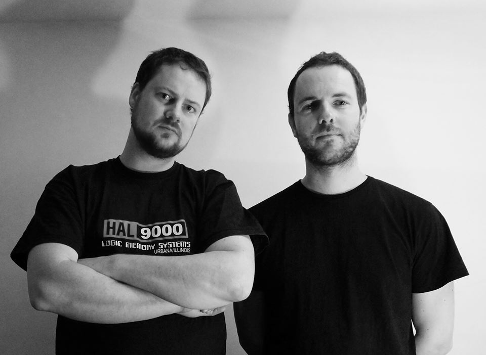 The UK techno duo Posthuman will release their first studio