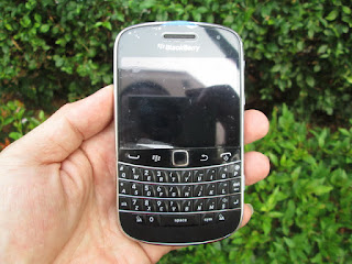 Blackberry Montana 9930 Seken Mulus Fullset Like New