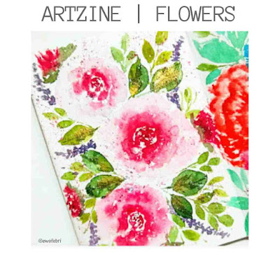 art zine indonesia volume 2 flowers