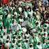 1,000 Nigeria Supporters Club Members to Cheer Super Eagles in Russia 2018 World Cup