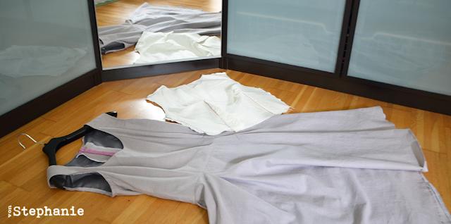 Kleid | Schnitt selbstgezeichnet | vonStephanie.at
