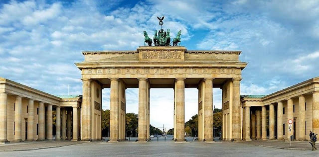Portão de Brademburgo em Berlim
