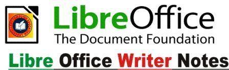 CCC Libre Office Writer