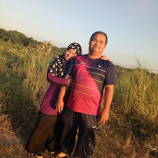 Selamat Ulang Tahun Perkahwinan yang Ke-13 buat Suamiku