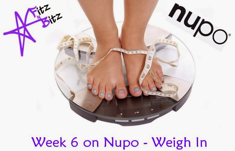 Wednesday Weigh In #7 - Nupo Journey with pictures!