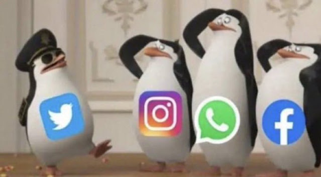 Facebook, WhatsApp, and Instagram