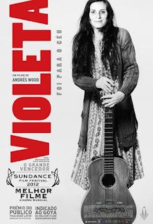 Review – Violeta Foi Para o Céu