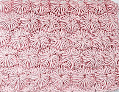 3- Majovel Crochet y ganchillo Imagen puntada para mantas y cobijas