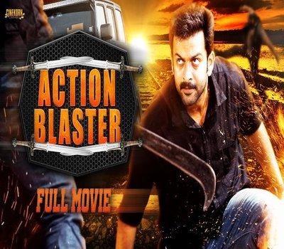 Action Blaster (2018) Hindi Dubbed 480p HDRip