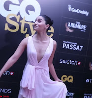 Alia Bhatt looks beautiful stunning in a Light Pink Deep neck Gown ~  Exclusive 027.jpg