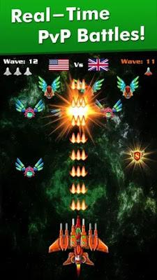 تحميل لعبة المغامرات Galaxy Attack: Alien Shooter النسخة المهكرة برابط مباشر سريع !