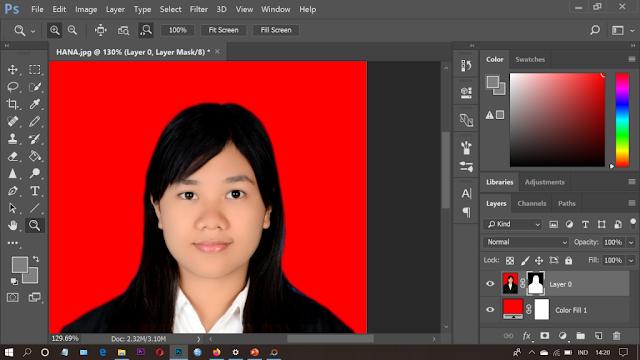 Cara Simple Menghaluskan Tepi Gambar