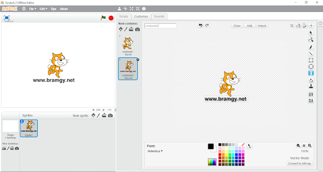 Free Download Scratch 1.4