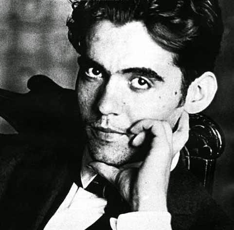 Federico Garcia Lorca, Granada's famous poet