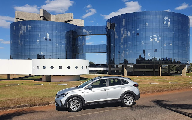 Volkswagen Nivus - 24º carro mais vendido do Brasil