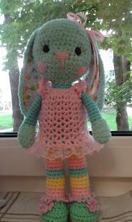 #Knitted_toys_Lumila_Grigorieva