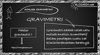 Analisis Gravimetri: Pengertian, Prinsip Dasar, Tahapan, Metode dan Contoh Analisis