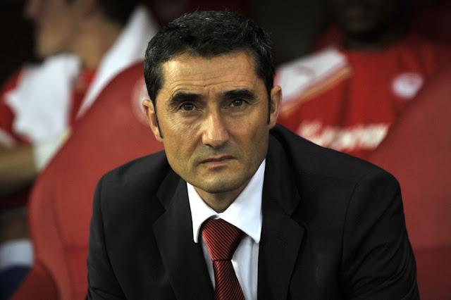 Ernesto Valverde Jadi Pelatih Baru Barcelona