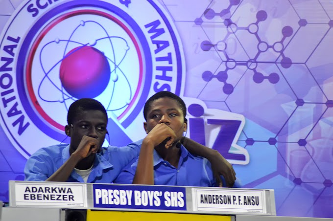 Ghana is not progressing because students fear MATHS. IS IT TRUE?