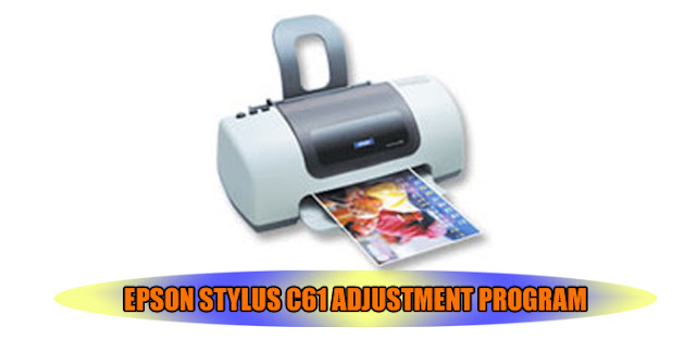 Epson Stylus C61 Printer Adjustment Program