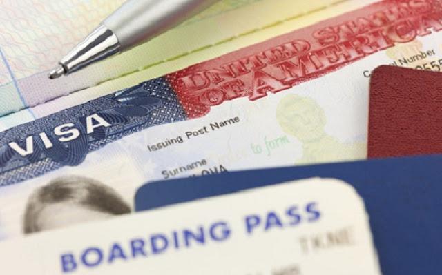 Obrigatoriedade de um visto para a Califórnia