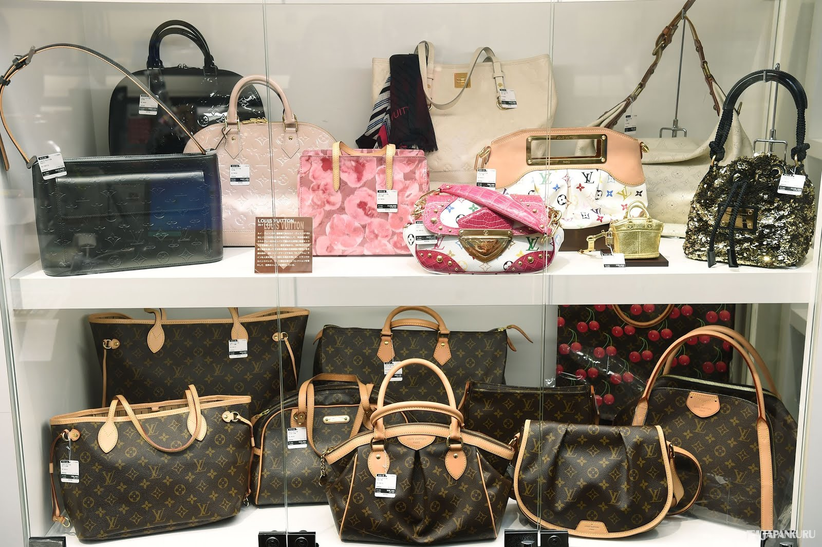 used louis vuitton bags japan