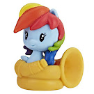 MLP 5-pack Party Performers Rainbow Dash Pony Cutie Mark Crew Figure