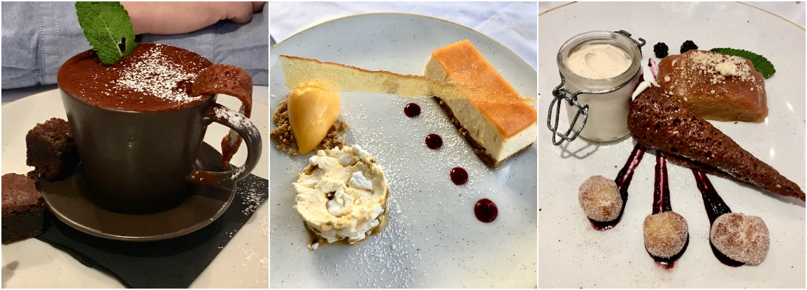 315 Bar and Restaurant desserts near Huddersfield