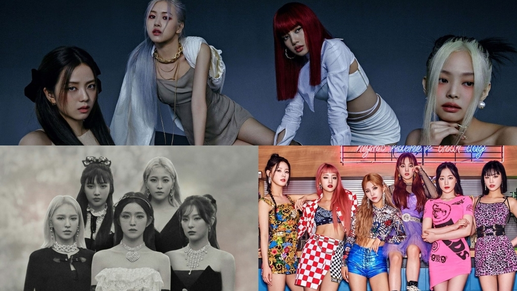 List of K-Pop Girl Group Brand Reputation in August 2020