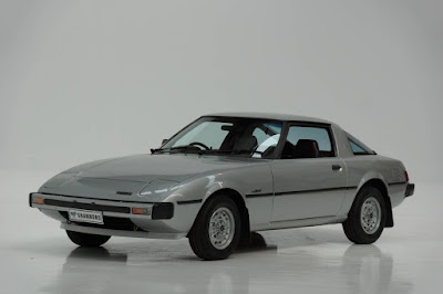 Series 1 Mazda RX-7 up for auction