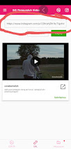 cara mendownload video dari  instagram