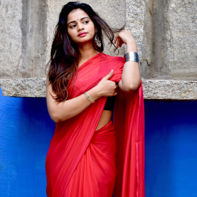 Heroshini Komali  (Indian Actress) Wiki, Biography, Age, Height, Family, Career, Awards, and Many More
