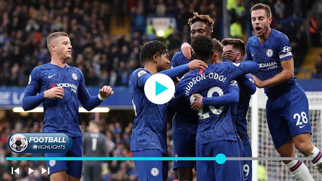Chelsea vs Burnley – Highlights