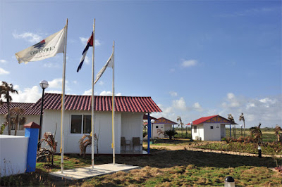 En #Guantanamo Villa Punta de Maisí