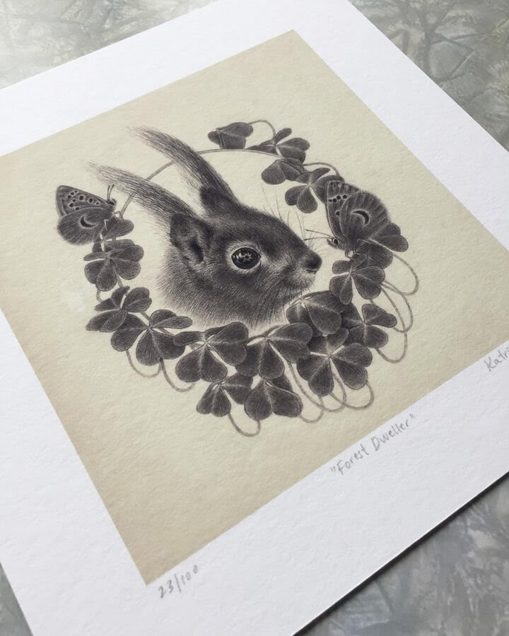 07-The-squirrel-and-butterflies-Katrin-Berge-www-designstack-co