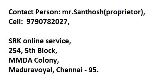 List Of A to Z: Marketing Job in Gummidipundi, Chennai