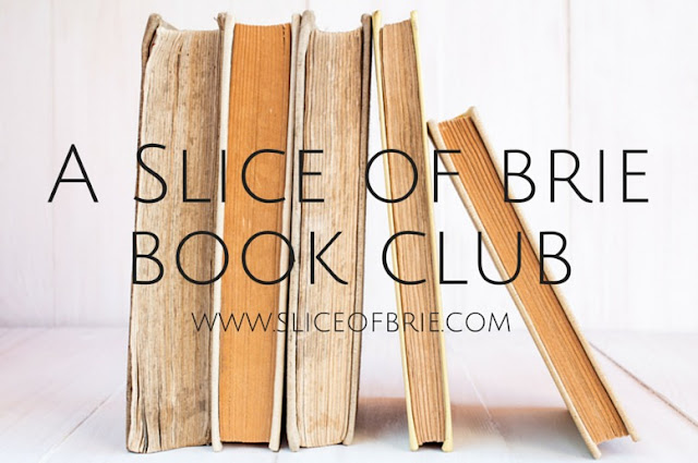 An online book club with A Slice of Brie