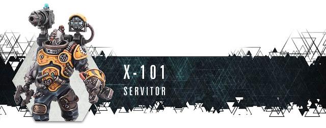 Servidor X-101