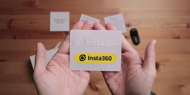 Insta360 ONE X2 貼紙