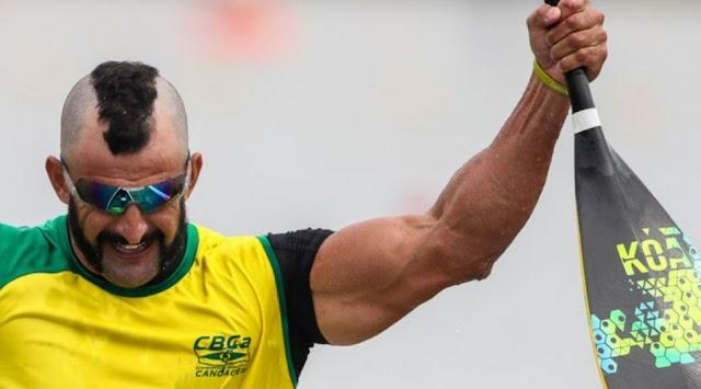As sete vidas de Fernando Rufino: canoísta é um dos favoritos ao pódio nas Paralimpíadas