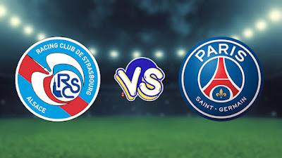 مشاهدة مباراة باريس سان جيرمان ضد ستراسبورج 14-08-2021 بث مباشر في الدوري الفرنسي