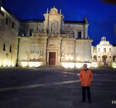 Catedral de Santa María Assunta, Lecce, Italia