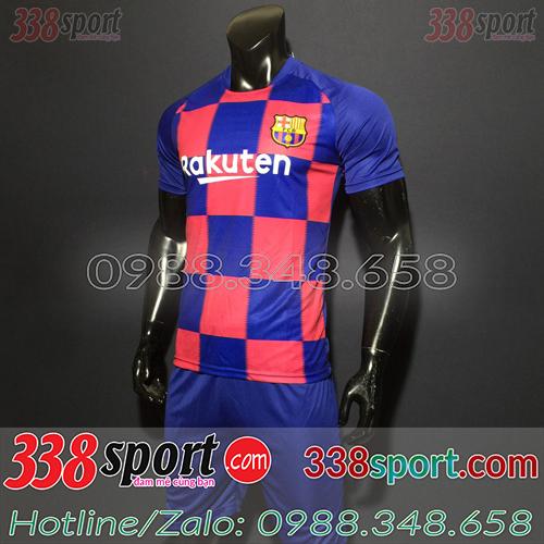 Áo bóng đá Barca 2020